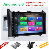 New 9 1024X600 Android 6 0 Car Stereo Head Unit GPS Auto Radio For Mercedes Benz