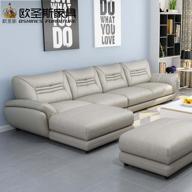 Online Shop Turkish Sofa Furniture Black And White Modern L Shaped