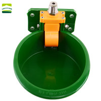 Newest Goat Pig Automatic Water Trough Sheep Plastic Drinking Bowl Cow Cattle Feeder Waterers Animal Water Fountain