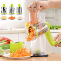 Manual Vegetable Cutter Slicer Shredder Kitchen Tools Multifunctional Slicer Potato Cheese Salad Maker Kitchen Gadgets