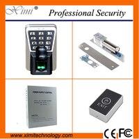 Бесплатная доставка 3000 отпечатков пальцев контроля доступа система tc//ip отпечатков пальцев управления доступом система linux водонепроницае