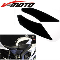 2017 NEW Motorcycle Tank Traction Side Pad Gas Fuel Knee Grip Sticker Decal For Yamaha YZFR6 YZF R6 YZF R6