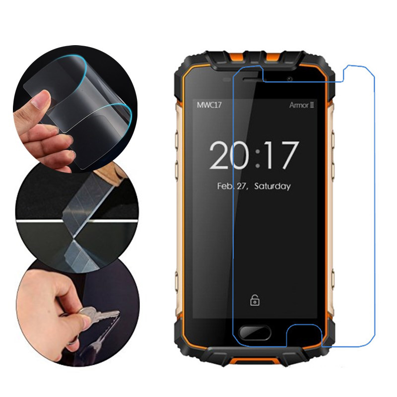 Explosion proof Nano Screen Protector Film For Ulefone
