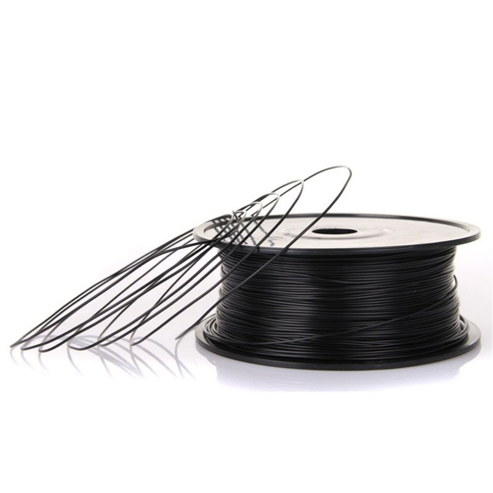 Low Shrinkage Very Stable Shiny Finish High Strength 3D Printing Printer Filament PLA 1.75mm 1kg/Sample for Reprap Makerbot