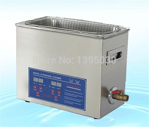 1PC földgömb AC110V / 220V digitális ultrahangos tisztító - Háztartási gépek