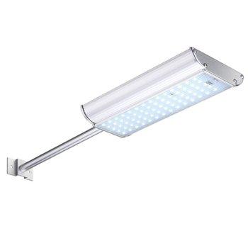 Motion Sensor SMD2835 70 LED lampa słoneczna zasilana energią słoneczną zewnętrzna wodoodporna światło ogrodowe ścieżka Street bezprzewodowa kinkiet