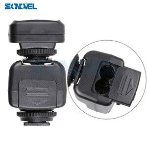Image 5 - Profesyonel 4 kanal kablosuz uzaktan Speedlite evrensel flaş tetik Canon Nikon Pentax Olympus için PT 04GY ücretsiz kargo