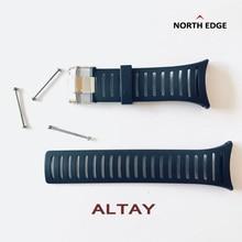 Ремешок для часов NorthEdge altai, спортивный наружный цифровой ремешок