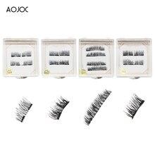 Fake Eye Lashes extension tools Make Up sets Magnetic eyelashes Natural Beauty Full Strip false eye lashes lifting Hair