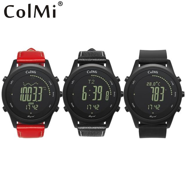 Colmi за SmartWatch 50 м Водонепроницаемый ожидания 2 года 24 часа Спорт мониторинга для Android IOS поля Для мужчин Для женщин smart часы