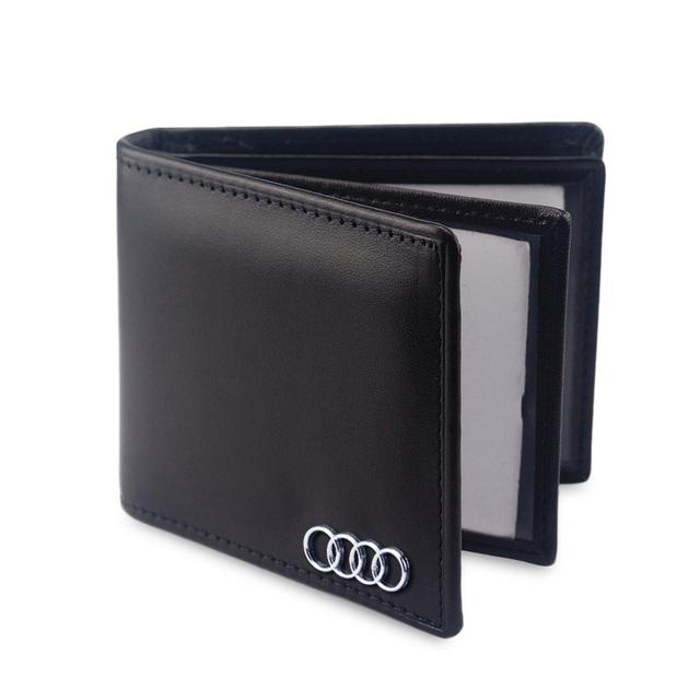 Car Licence Holder With Audi Logo