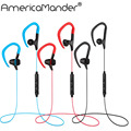 A.Mander 4.1 Wireless Headphone Bluetooth Earphone Bluetooth Headset Microphone Sport Earphone for iPhone Android Phone BT018