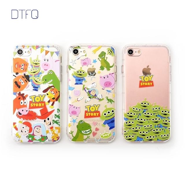 Case Of Toy Story Games : Aliexpress buy dtfq embossed printing anti knock