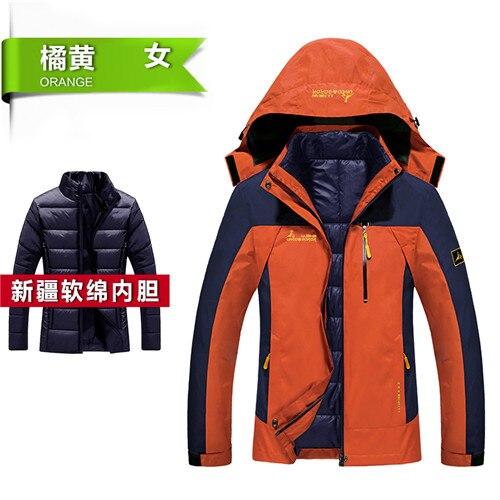 PEILOW Plus size 5XL, 6XL, chaqueta de invierno, para mujer, - Ropa de hombre - foto 4