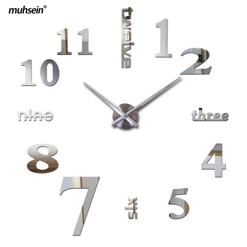 2018 ρολόγια χαλαζία ρολογιών μόδας - Διακόσμηση σπιτιού - Φωτογραφία 4