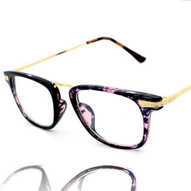 15d008e6aa 2016 Hipster Big Eyeglasses frames brand glasses Fashion Women Optical  Frame italian eyewear brands Design