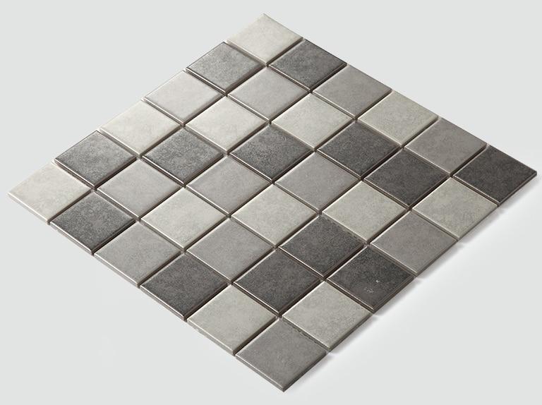 Online kopen wholesale grijs keramische tegel uit china grijs ...
