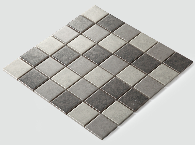 Grey Ceramic mosaic rustic wall tiles for interior Wall/Floor decor,Ceramic Kitchen Fireplace Background room wall tile,LSRS4810 brick pattern 100% blacklip sea shell natural black color mother of pearl mosaic tile for interior house decoration wall tiles