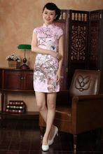 Shanghai Story  New chinese traditional qipao cheongsam wedding dresses chinese dresses chinese style dresses 2 style D0225
