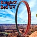 KnightX MC UV MCUV Фильтр Для Pentax Sony Nikon Canon d5200 d3300 d3200 d5500 1100D 1200D 700D 550D 600D Выбрать 52 ММ 58 ММ 67 ММ