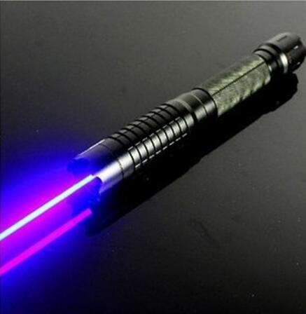 2016 Newest Super 50000m Blue Laser Pointer Combustion Lgnition / Cutting /Irradiate 10000m laser pen blue Flashlight
