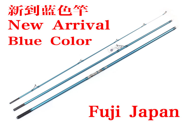 US $50 4 58% OFF Lurekiller Japan Full Fuji Surf Rod 4 20M 46T Carbon 3  Sections 80 150G/100 250G Surf casting rods Fishing Rod-in Fishing Rods  from