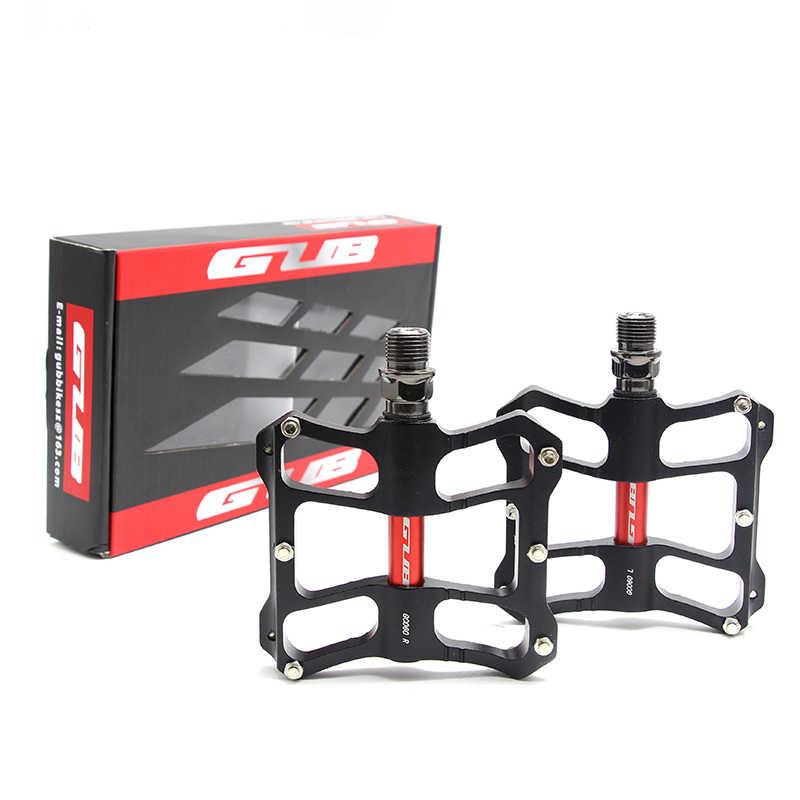 GC-060 Aluminum Alloy  GUB Bike Pedals  DU Bearing 9//16 in   MTB BMX Road