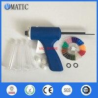 Free Shipping 10cc/ml Single Glue Epoxy Dispenser Glue Caulking Gun Syringe Glue Dispensing Gun