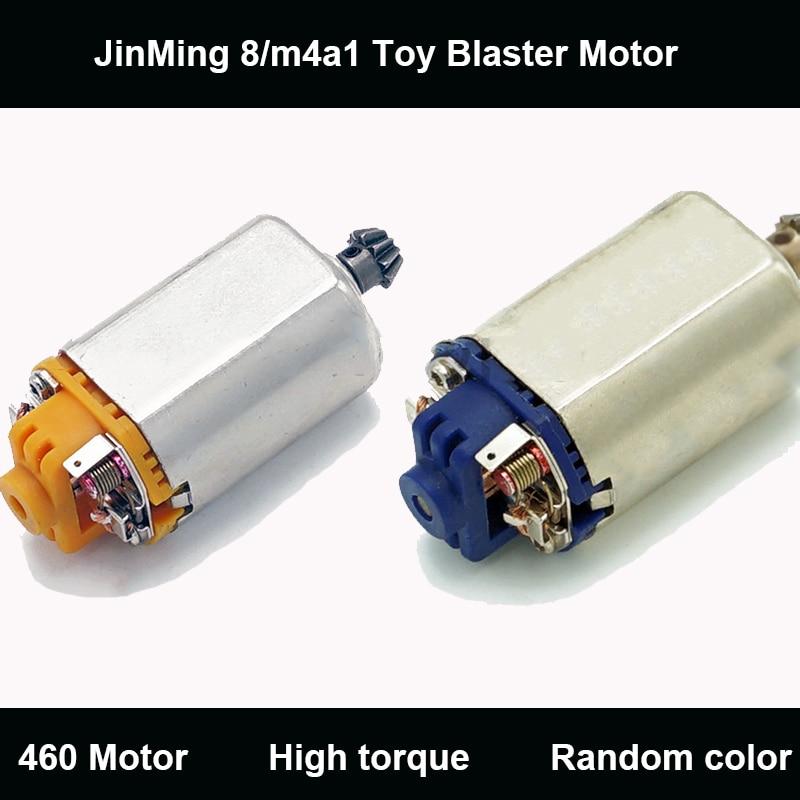 Zhenduo jouet Jinming8th 460 moteur Gel balle pistolet accessoires livraison gratuite