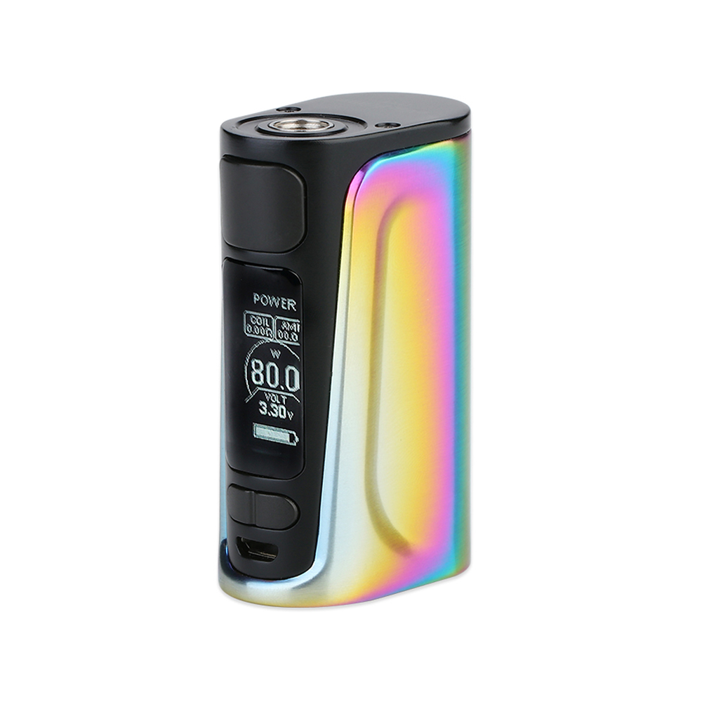 Joyetech eVic Primo Fit 80W TC Box MOD with built-in 2800mAh battery & 0.96 inch OLED display fit Joyetech eVic Primo Fit Kit