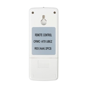 Image 4 - A/C Air Conditioner Conditioning Remote Control Suitable for Sharp CRMC A751JBEZ No Heating Function
