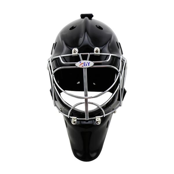 Limited-inventory factory directly hot sales humanization field street hockey goalie helmet for floorball goalkeeper equipment недорого