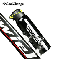 CoolChange 500 ML Thermal Vacuum Water Bottle Stainless Steel Sports Water Bottle Bike Bicycle Cycling Drinking Water Bottle