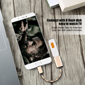 USB Type C Adapter OTG Cable USB C to USB 2.0 Data Charger Cable Nylon Woven Wire For Xiaomi 4S 5 5S For Huawei Mate 9 P9 Plus