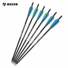 Shooting Arrow Carbon Archery