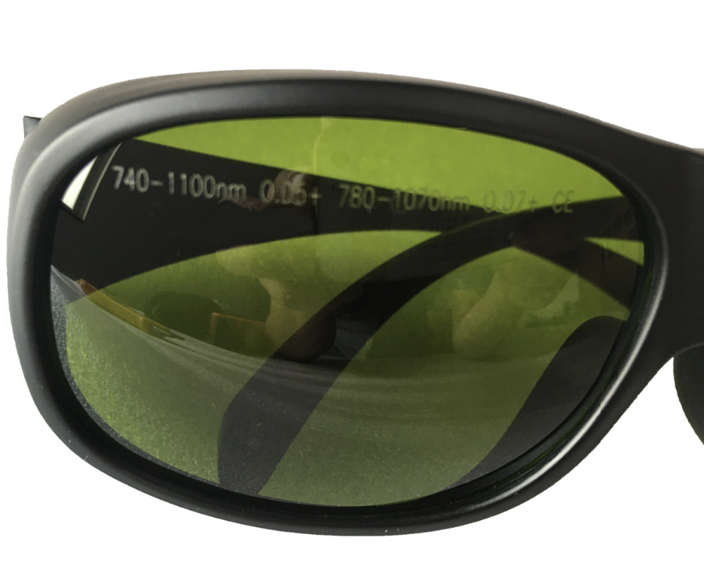 Image 4 - Multi Wavelength Eye Laser Protective Goggles Glasses 755&808&1064nm ND:YAG Laser protection Glasses-in Safety Goggles from Security & Protection