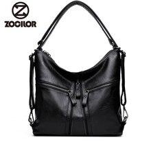 2018 جديد كبير حقائب النساء لينة بولي Leather حقائب جلدية هوبوس الإناث حقائب كتف الموضة السيدات حقيبة ذات جودة عالية تصميم