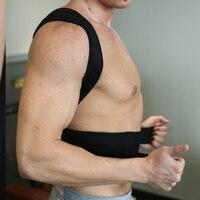 Spine Back Corset Posture Correction Steel Straps Clavicle Posture Corrector Back Shoulder Support Belt Elastic Back Braces