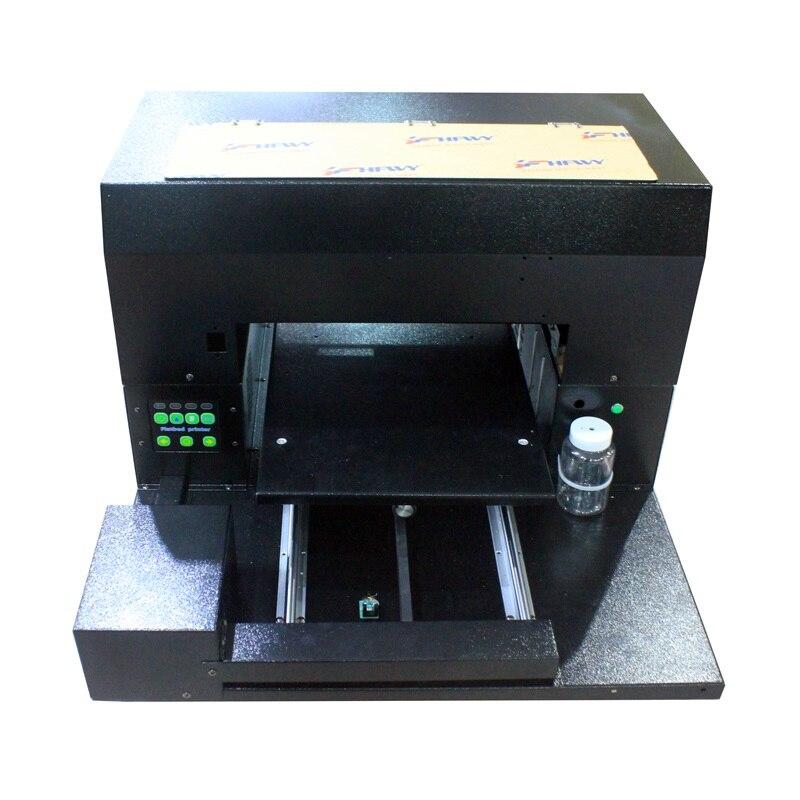 Origineel Ly A31 Uv 3040 Flatbed Printer Machine Max Print Maat 300x400mm Print Hoogte 85mm 6 Kleuren Nozzle