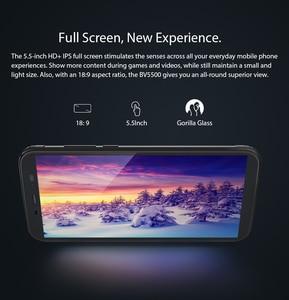 "Image 5 - Blackview BV5500 Cep IP68 Su Geçirmez Smartphone 5.5 ""Ekran 2 GB RAM 16 GB ROM Android 8.1 MTK6580P Dört Çekirdekli 1.3 GHz 8MP 3G OTG"