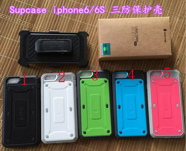 cheap for discount 08ea7 fb98a US $9.8 |SUPCASE Unicorn Beetle Pro Series Heavy Duty Rugged Armor Phone  Shockproof Back Cover Housing Case for iphone 6 6s plus S6 on  Aliexpress.com ...