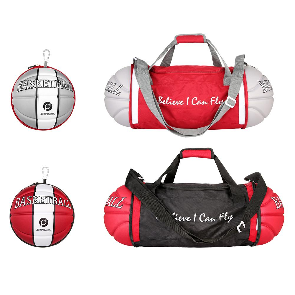 Office & School Supplies Romantic Pu Basketball Bag Large Capacity Outdoor Sports Single Shoulder Bags Basketball Football Volleyball Sport Training Accessories