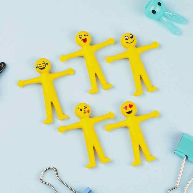 Креативная игрушка для лица, выдавливающая игрушка, силиконовая игрушка для снятия стресса