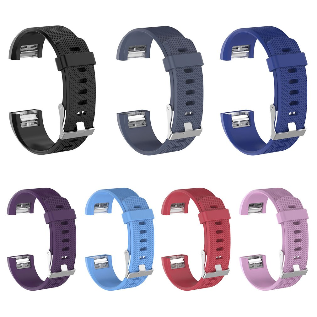 Silikon armband für <font><b>fitbit</b></font> gebühr <font><b>2</b></font> <font><b>band</b></font> <font><b>Sport</b></font> armband gürtel Ersatz armband Für <font><b>Fitbit</b></font> charge2 rate image