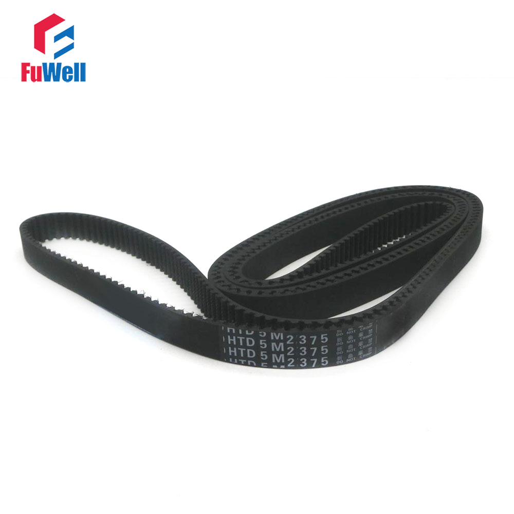 цены HTD 5M Timing Belt 15/20/25mm Width 1720/1800/1870/2000/2050/2010/2350/3255/3750/3770-5M Transmission Belt Rubber Toothed Belts