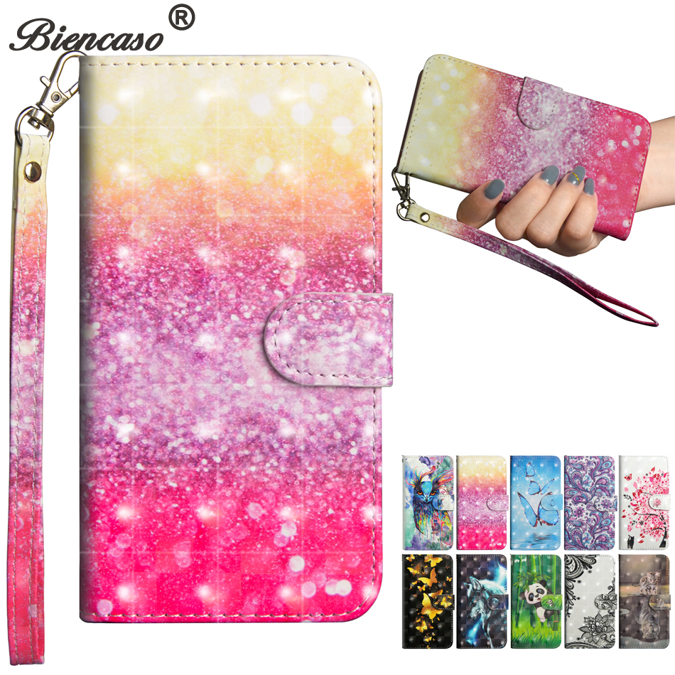 <font><b>Flip</b></font> Cover Wallet <font><b>Case</b></font> For Huawei <font><b>Honor</b></font> 10 9 <font><b>Lite</b></font> Mate 10 <font><b>Lite</b></font> Nova 2i 3i 3 Fundas Panda Butterfly Owl PU Leather Bags B78 image