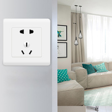 Household dark touch delay light switch sensing with led lamp