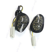 цена на LED Flush Mount Turn Signals Light YZF R6 R1 2008 2007 2006 2005 2004 For Yamaha