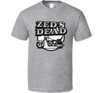Мода смешно Футболки мякотью Художественная литература мутанты мертвых футболка Лидер продаж Футболки для девочек 100% хлопковые рубашки