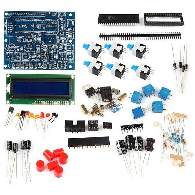 DIY Kit Емкость/Индуктивность/Частотомер Secohmmeter Емкость Метр модуль